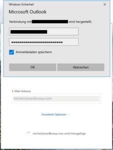 Passworteingabe Variante 1